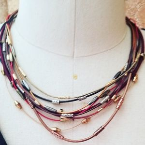 Multiple Links Necklace